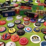 Futebol de botão carrega uma magia mais que se perdeu no futebol moderno (Foto: Blog Botões Clássicos)