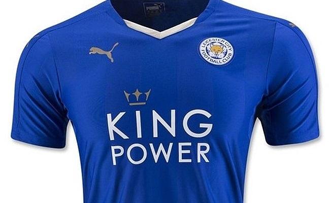 Nenhuma loja tem camisas do Leicester