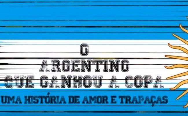 Filme exibe jornada atrás da Argentina
