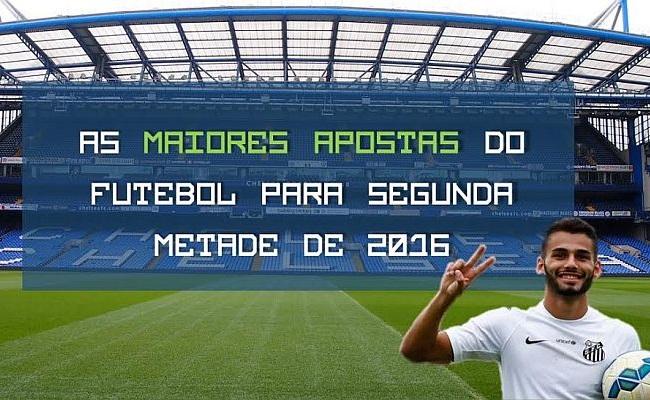 Veja as promessas do Cartola FC em 2016