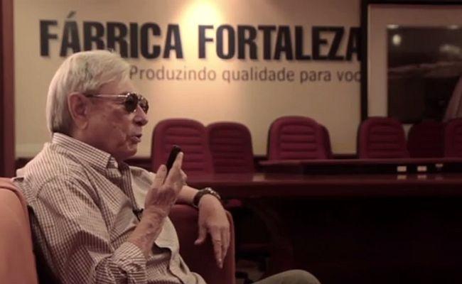 Ivens Dias Branco fez pegadinha com torcedor do Ceará
