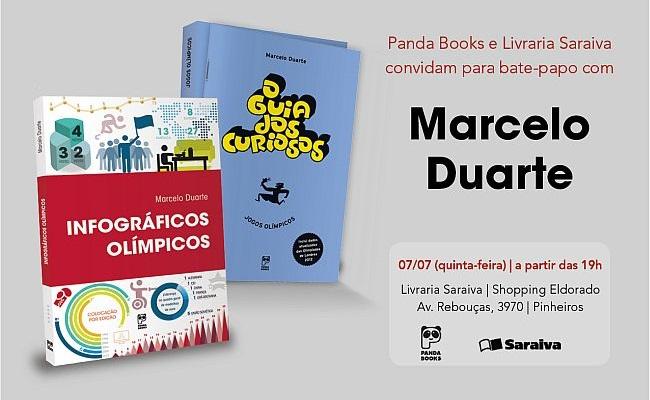 Livros trazem curiosidades das Olimpíadas