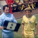 Roberto Gómez Bolaños interpretou o roupeiro Chanfle em dois filmes de futebol (Foto: Reprodução)
