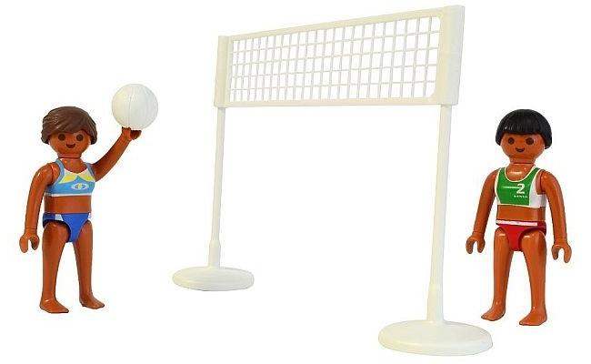 Playmobil lança série de bonecos olímpicos