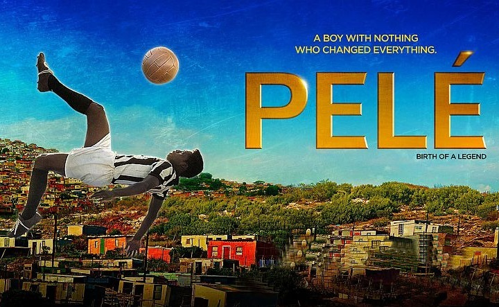 Veja o filme de Pelé que ainda não estreou no Brasil