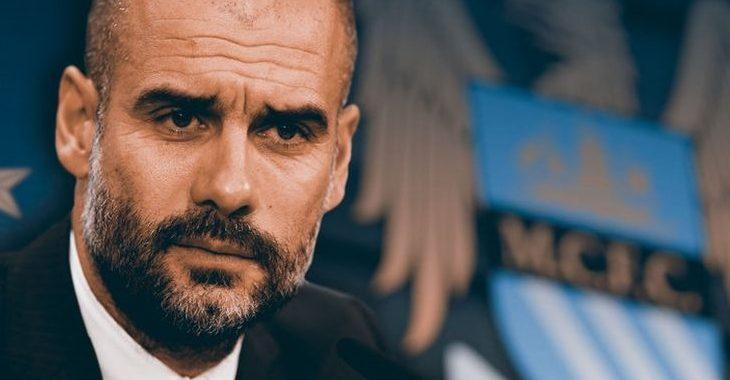 Guardiola sobe o Manchester City de patamar