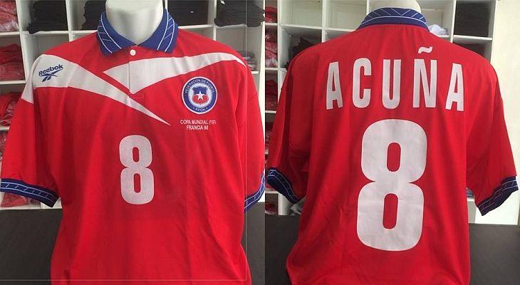 5b56bd14fc074 Rodrigo-Herculano-colecionador-de-camisas-de-1998-Chile - Verminosos ...