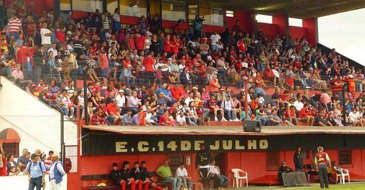 10 estádios mais antigos do futebol brasileiro