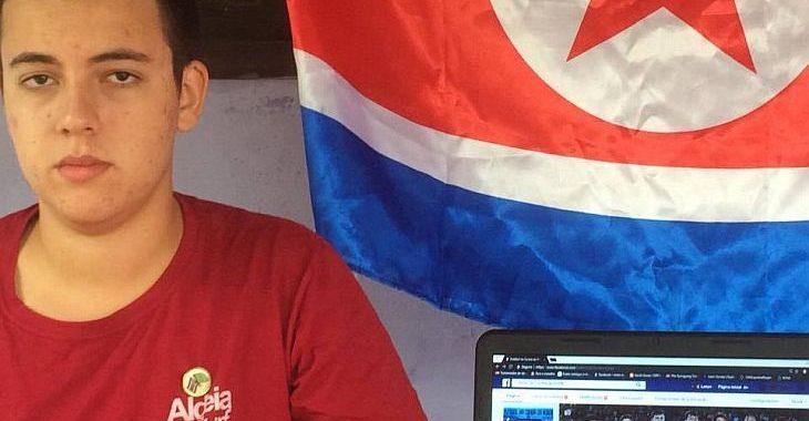 Fanpage brasileira é especializada no futebol da… Coreia do Norte!