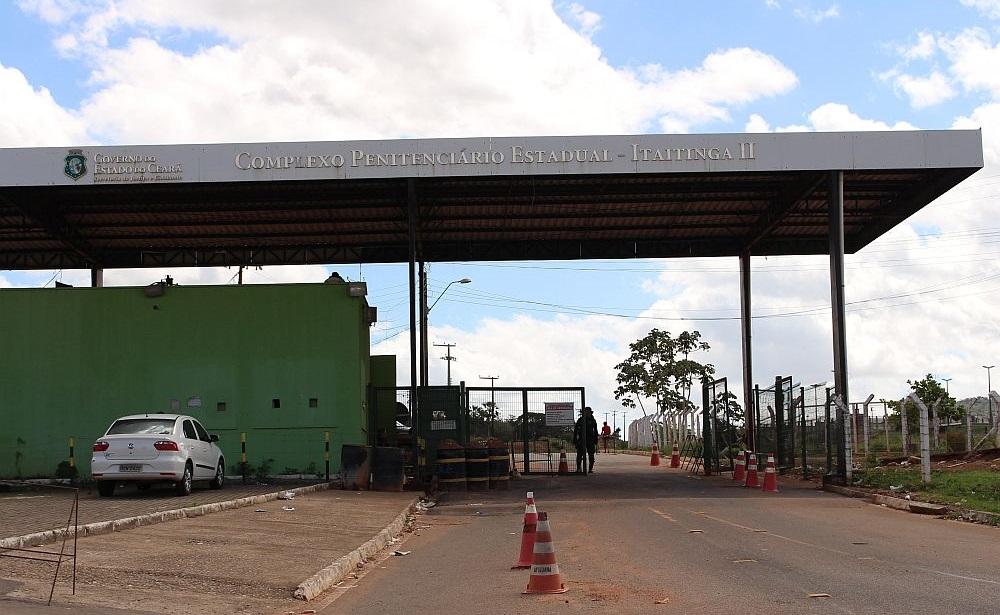 O Cepis é uma das quatro prisões do Complexo Penitenciário Itaitinga II  (Foto  Adriano Paiva Verminosos por Futebol) 7434cff9d101c