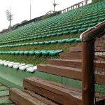 O Ecoestádio Janguito Malucelli é o único nesses moldes no país (Foto: Rafael Luis Azevedo/Verminosos por Futebol)