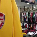 A loja Camisa Futebol Clube fica em shopping de Curitiba (Foto: Rafael Luis Azevedo/Verminosos por Futebol)