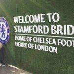 Tour oferecido pelo Chelsea custa 30 libras para adultos (Foto: Matheus Ribeiro)
