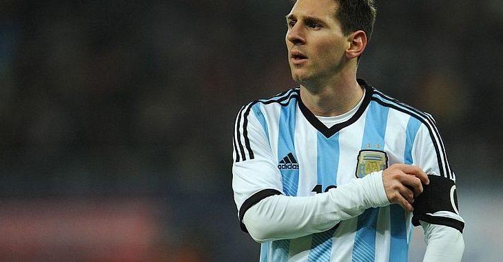 Argentina é a 4ª seleção com mais apostas ao título da Copa de 2018