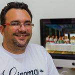 """Estudante de Cinema da UFC recriou """"A Última Ceia"""" com camisas de futebol (Foto: Divulgação)"""