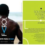 A Revista Farolfoi editada pela gestão passada da Prefeitura de Fortaleza (Foto: Reprodução)