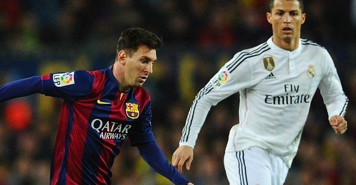 Messi ou CR7? Uma série de critérios objetivos define quem é o melhor