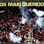 O Flamengo tinha a maior vantagem nas quatro capitais avaliadas em 1971 (Foto: Reprodução Placar)