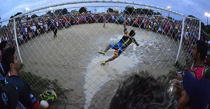 Peladão, o torneio amador de Manaus que conta até com reality show na TV