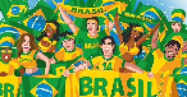 A história do Brasil nas Copas do Mundo em números