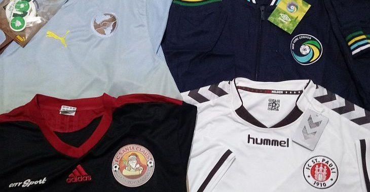 Como foi a minha 1ª experiência de compra no Classic Football Shirts