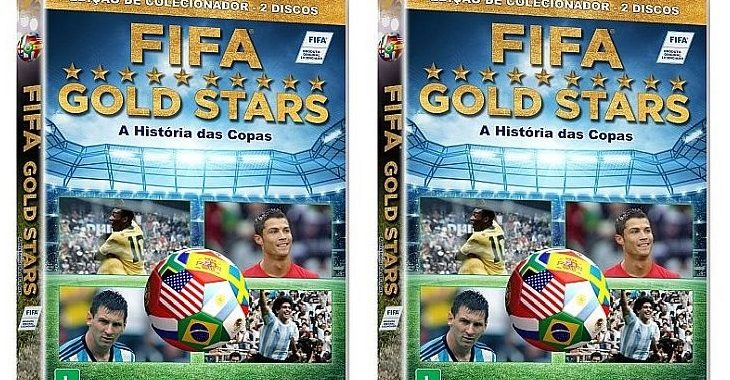 Fifa prepara lançamento de DVD sobre a história das Copas do Mundo