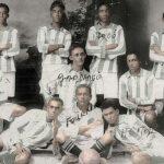 O Euterpe Football Club esteve nos gramados de 1919 a 1930 (Foto: Gaspar Vieira Neto)