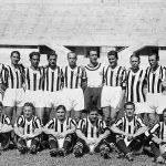 A Juventus já teve 24 campeões do mundo, sendo 9 na Copa de 1934 (Foto: Reprodução)