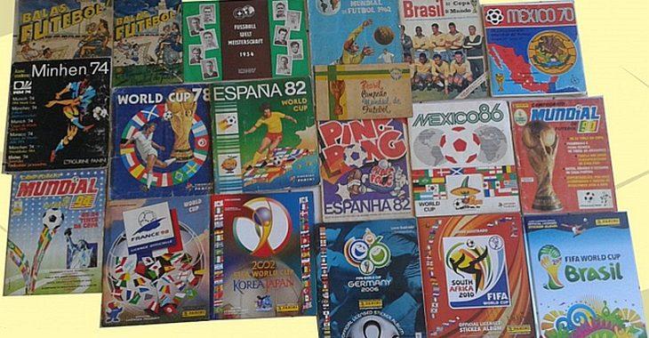 Completar o álbum da Copa de 2018 custará 115% a mais do que em 2014