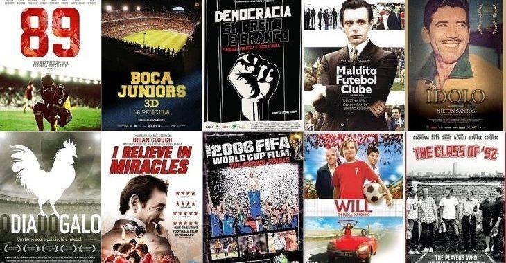 10 filmes de futebol disponíveis no Youtube Filmes, o streaming do Google