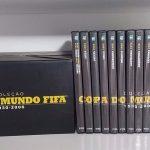 Uma coleção de filmes oficiais das Copas foi lançada em 2010 (Foto: Reprodução)