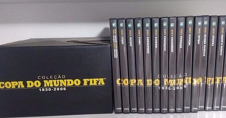 Confira todos os filmes oficiais das Copas do Mundo de 1954 a 2014