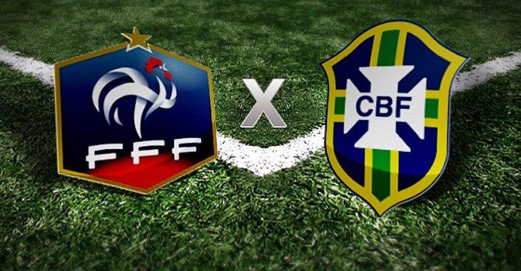 O Brasil não tem boas lembranças da França em Copas. Pode vir novo confronto?