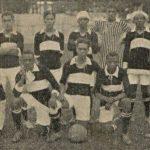 O São Geraldo sagrou-se campeão municipal do centenário, em 1922 (Foto: Cacellain)