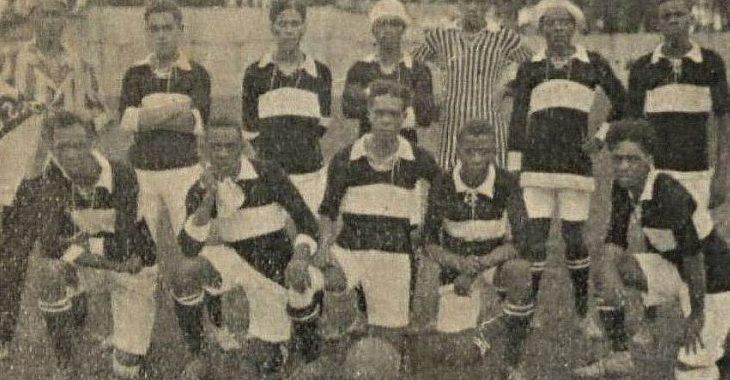 São Geraldo, o time de São Paulo que só aceitava jogadores negros