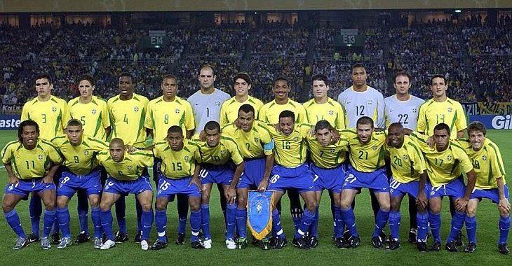 17 estados já tiveram convocados pelo Brasil para Copas do Mundo  Veja  ranking 92a46a6cc5ed3