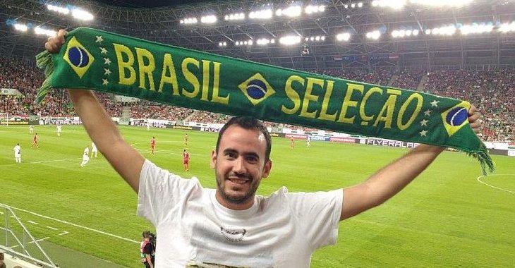 Brasileiro fez mochilão de futebol com 75 jogos em 19 países da Europa