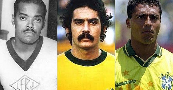 Leônidas, Rivelino, Romário… Craques inspiraram explosão de nomes desde as primeiras Copas