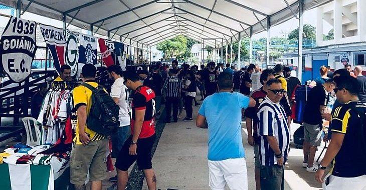 Maior encontro de colecionadores de futebol no Brasil tem a 2ª edição em sua nova fase