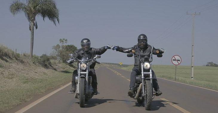 Pai e filho farão aventura de moto pelo país para ver jogos do Campeonato Brasileiro