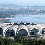 O estádio Primeiro de Maio, da Coreia do Norte, é o maior do mundo (Foto: Divulgação)