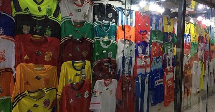 Loja de São Paulo fará novo saldão com 10 mil camisas a partir de R$ 29,90