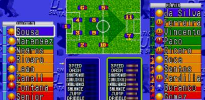Quem eram os jogadores reais do game International Superstar Soccer Deluxe
