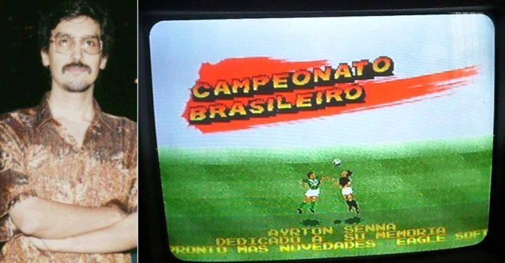 Este peruano produziu os games piratas do Superstar Soccer sucesso nos anos 90