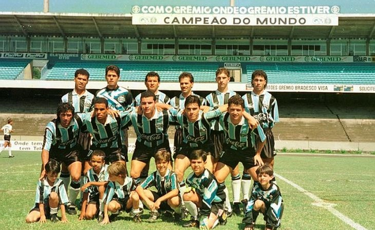 O inusitado dia em que o Grêmio disputou três jogos seguidos pelo Gauchão