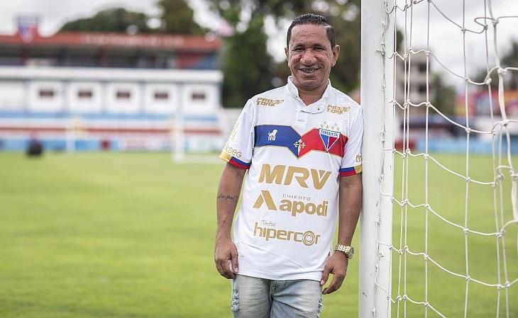 Clodoaldo ficou a 11 gols de ser o artilheiro do clube (Foto: Expedição Vozes/Veja)