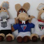 A gente tem Cavalinhos dos três times tradicionais de Fortaleza (Foto: Rafael Luis Azevedo/Verminosos por Futebol)