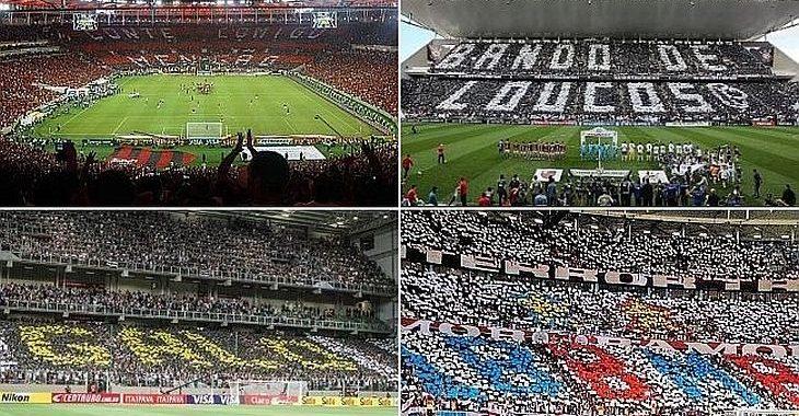 Quais os clubes líderes de público na história do Campeonato Brasileiro (1971 a 2018)