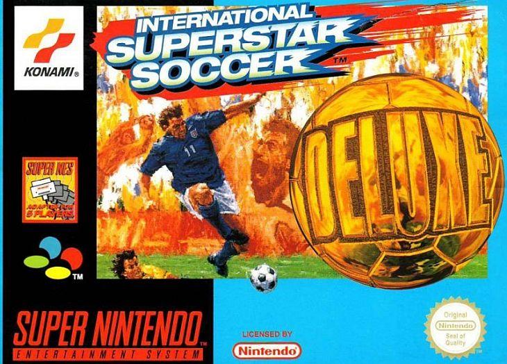 Apesar de bastante realista, o Superstar Soccer não possuía direitos comerciais para uso dos nomes dos jogadores (Foto: Reprodução)