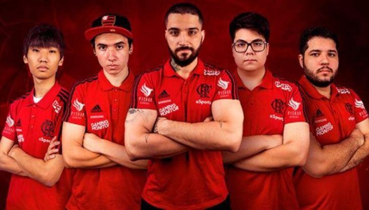 O Flamengo partiu em busca de talentos dos jogos eletrônicos (Foto: Reprodução)